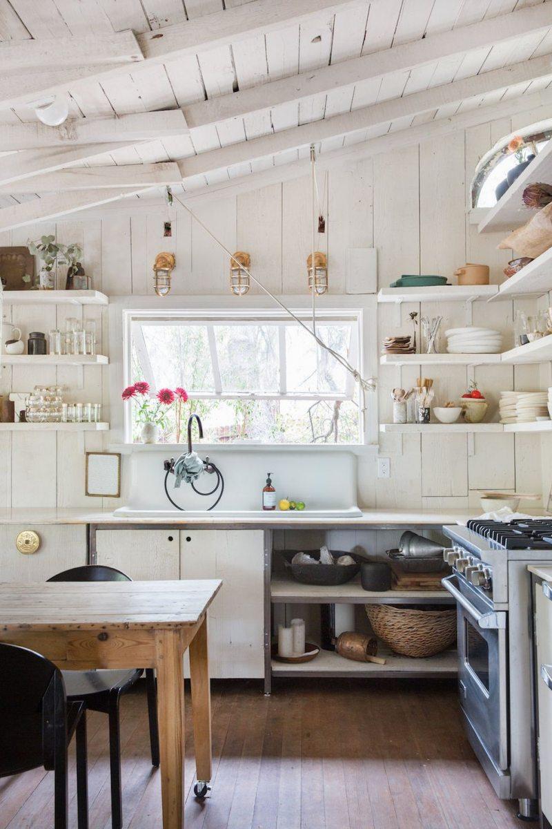 Fransiz Mutfak Tasarım Örnekleri